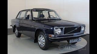 Volvo 144 B20 De Luxe 1971-VIDEO- www.ERclassics.com