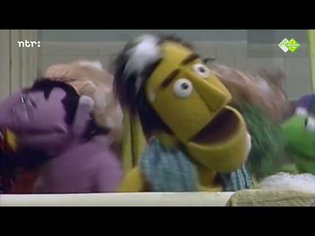 Zoek de Zeep - Ernie - Liedje - Sesamstraat