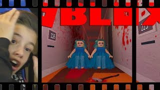 HELP IK ZIT IN EEN HORROR FILM !! | Roblox I'm trapped in a horror movie