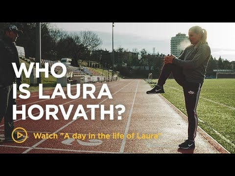 A day in the life of Laura Horvath, the rising CrossFit star