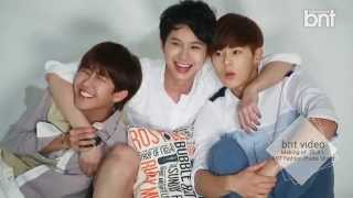 [bnt video] Making Film of ZE:A's BNT Fashion Pictorial