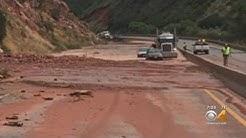 I-70 Reopens After 2 Large Mudslides Near Glenwood Springs