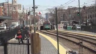 MBTA Green Line March 27, 2009 Part 2