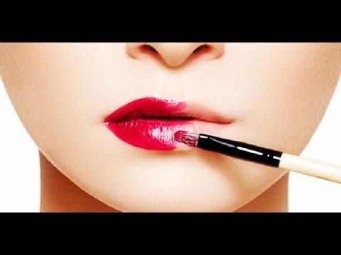 cara-memakai-lipstik-untuk-bibir-tebal-dan-hitam