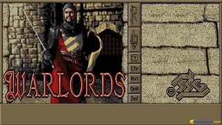 Warlords gameplay (PC Game, 1990)