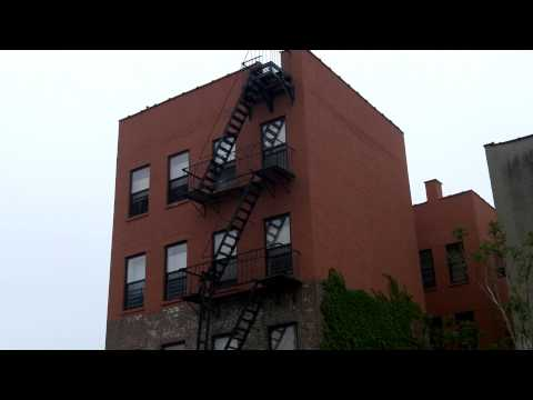 Loud music from NYC building unbearable