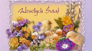 Happy Easter in polish