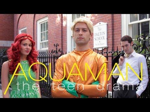 AQUAMAN: THE TEEN DRAMA  web series