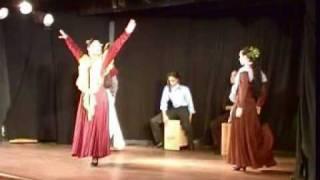 Live flamenco dance & percussion show - wedding / hochzeits Mallorca