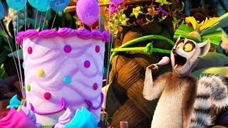 Viva el Rey Julien | Gran mentira | All Hail King Julien | Momentos Divertidos | Dibujos Animados
