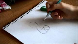 Как рисовать пони (Урок №1)