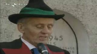 Sepp Kerschbaumer Gedenkfeier  2008