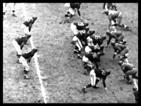 Pro Football Championship game 1943