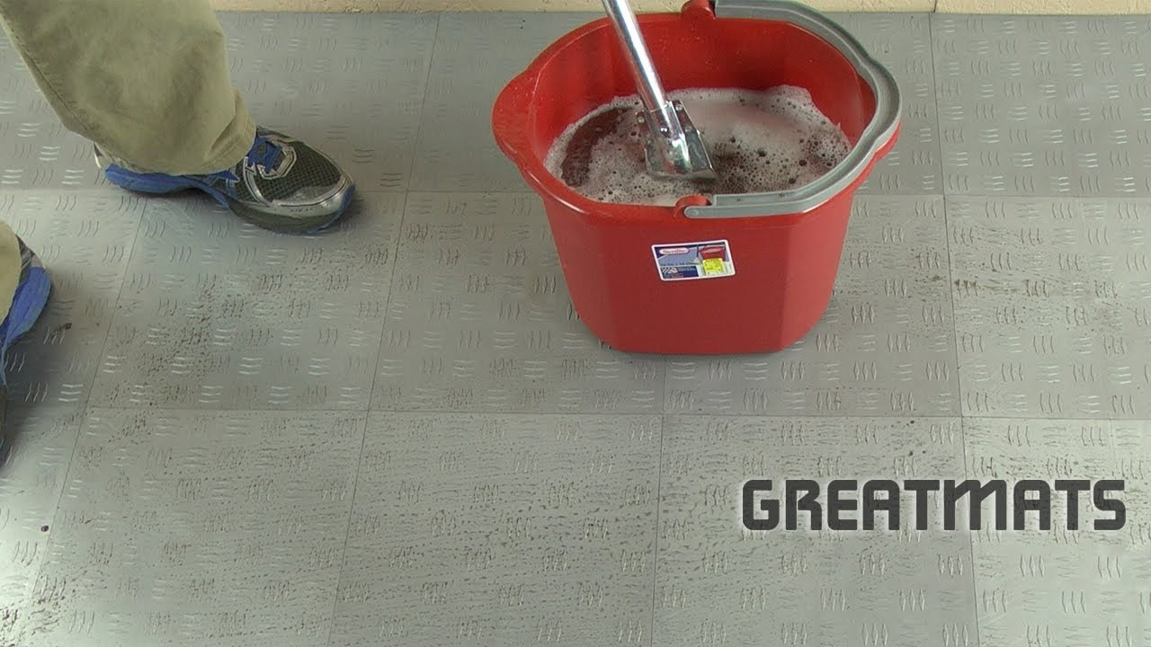 How to clean garage floor tiles snap together plastic tiles how to clean garage floor tiles snap together plastic tiles greatmats dailygadgetfo Choice Image