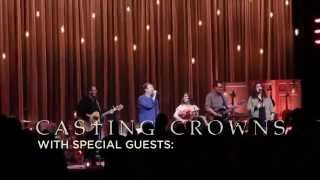 Casting Crowns Thrive Tour Fall 2014