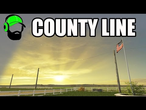 Farming Simulator 15 - County Line - The Best American Map?