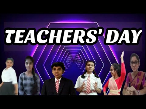 Teachers' Day Celebration | Stella Maris School | Virtual celebration