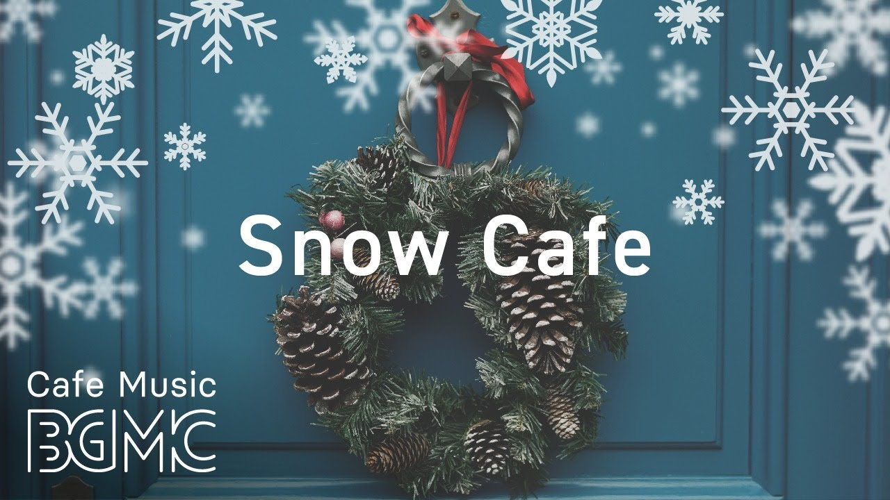 Snow Jazz - Christmas Smooth Cafe Jazz Music - Winter Jazz Mix