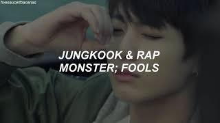 Fools Sub Español BTS Jungkook RM