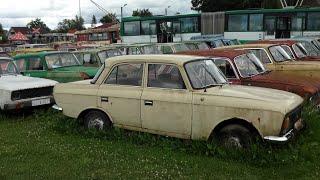 Легендарные советские автомобили    ВАЗ - Москвич - ЗАЗ - Волга - РАФ - УАЗ    3 сезон 2020: 4 серия