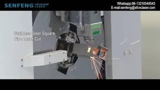 6016T Metal Tube Laser Cutter