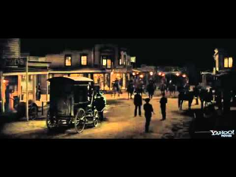 Cowboys And Aliens 2011 Trailer Youtube