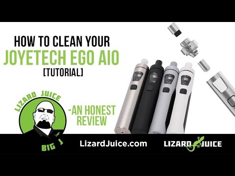 How To Clean Your Joyetech AIO [Tutorial]