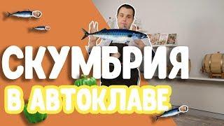 Заготовки на зиму: домашние рыбные консервы из скумбрии с овощами в автоклаве Hanhi