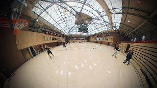 Harvard through Drew Faust's eyes: Lavietes Pavilion   360° video thumbnail