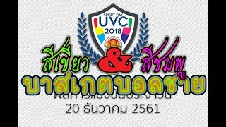 Basketball Semifinal & Sports Day UVC 2018  ฺฺ