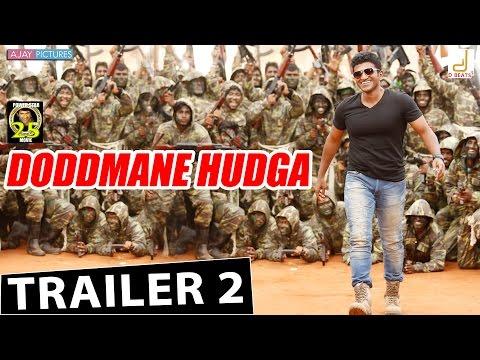 Doddmane Hudga Official Trailer 2 | Radhika Pandit | Puneeth Rajkumar | Duniya Suri | V Harikrishna