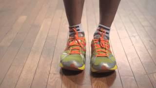 Newton Running - упражнения для естественного бега - Video 1