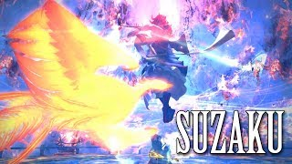 FFXIV OST Suzaku Theme ( Sunrise )