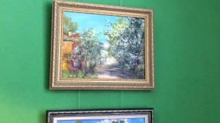"Картина ""Яблоневый сад"". Автор Константин Матвиенко."