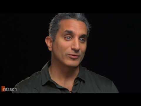 Bassem Youssef Was 'Egypt's Jon Stewart.' Then He Was Forced To Flee.