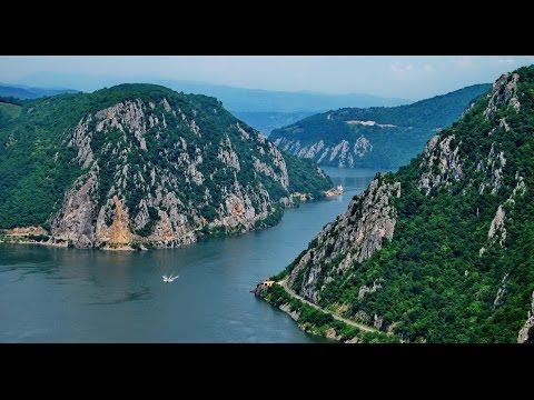 Al-Dunai áttörés /Vaskapu,Kazán-szoros/ 2013. (Romania,Serbia) HD 720p