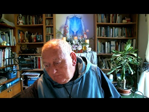 May 19th Saturday: Evening Prayer of Vespers led by Brother Sean TCOSF