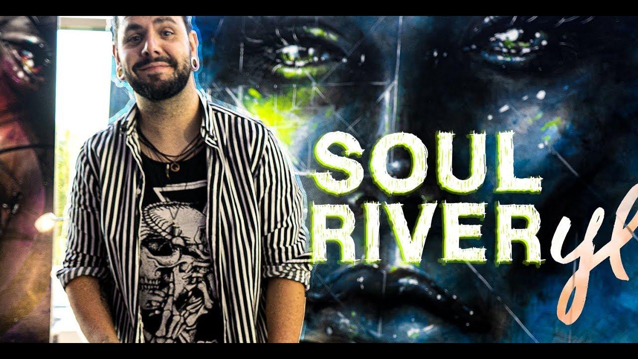 Soul River, oeuvre géante LIVE
