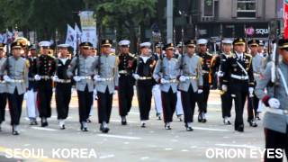 국군의 날 시가행진 KOREA Military parade 1 @ SEOUL KOREA