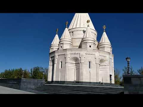 Храм Езидов в Акналиче, Армения.