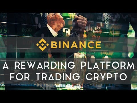 BINANCE | A rewarding platform for trading crypto