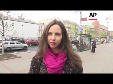 Kiev reaction to Russia song contest boycott