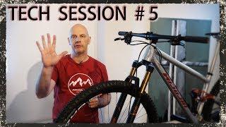 Nicolai bikes - tech session #5 - saturn 11