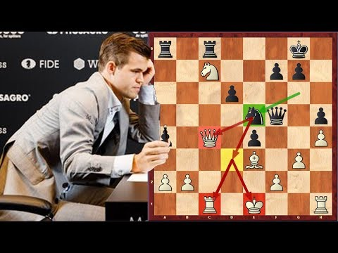 The World Is Shocked! Carlsen Crushed Caruana 3 Times In A Row!