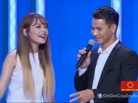 Chi Pu bị Xuân Bắc mắng té tát trên sóng truyền hình vì    tội xinh