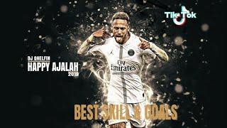 Neymar Jr - Dj Happy Ajalah ( Version TikTok )    Skills & Goals    HD 2019