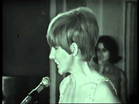 Cilla Black- Alfie -live in the London Savoy