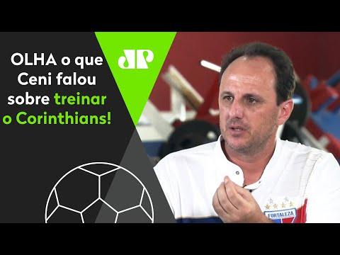 Treinaria o Corinthians? OLHA o que Rogério Ceni RESPONDEU há duas semanas!