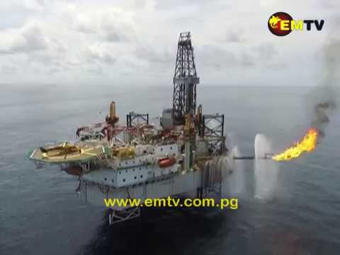 First Offshore Gas Project Established On Gulf Waters
