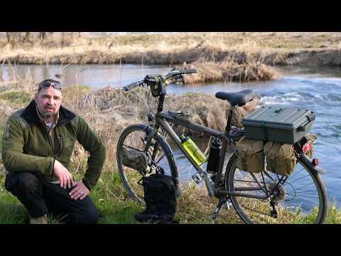 Molle Fahrrad-Taschen, Zentauron Rucksack + True Utility